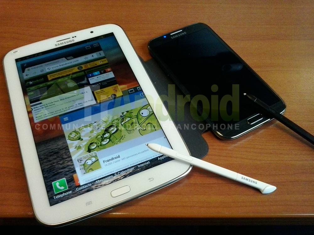 Noi imagini cu Samsung Galaxy Note 8.0 și câteva noi informații