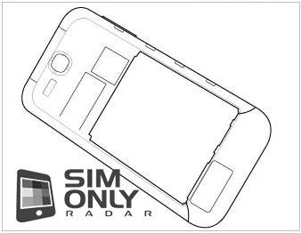 Câteva schițe din manualul lui Samsung Galaxy Note III oferă detalii despre specificații
