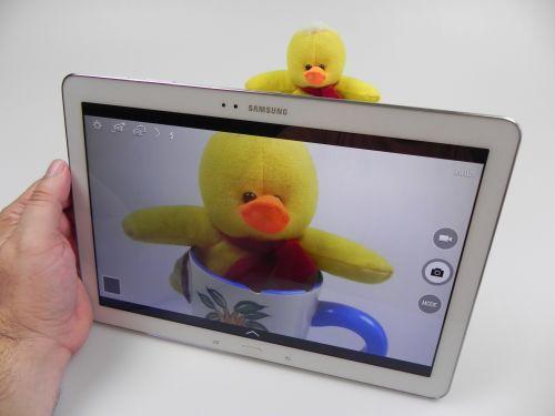 Camera lui Samsung Galaxy Note Pro 12.2