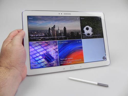 Aplicatii Samsung Galaxy Note Pro 12.2