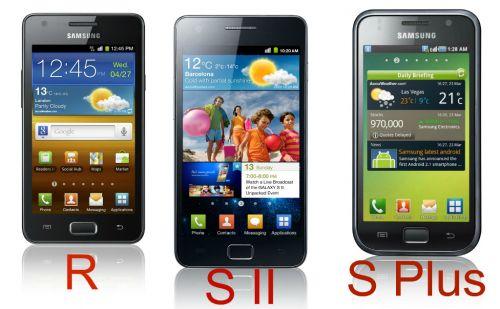 Samsung Galaxy R - confirmarea oficială a datelor tehnice
