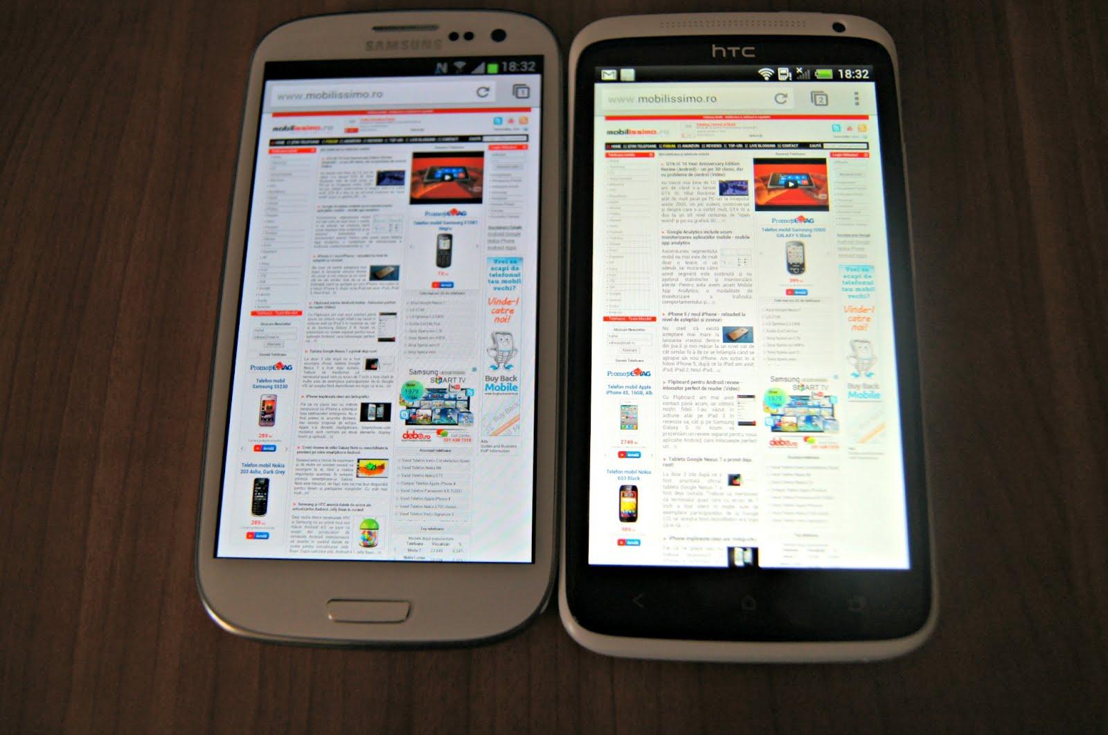 Ecran Samsung Galaxy S III