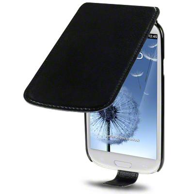 Husa Samsung Galaxy S3 I9300 - Ultraslim Flip de la CUBZ