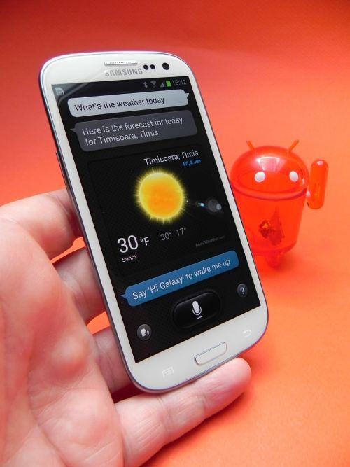 S Voice - Samsung Galaxy S III