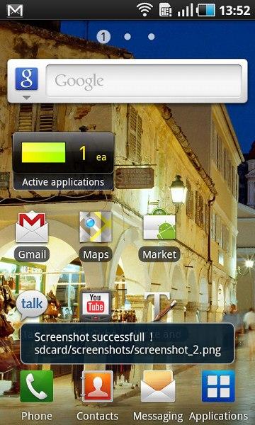 Android 2.2 soseste pe Samsung Galaxy S printr-o scapare!