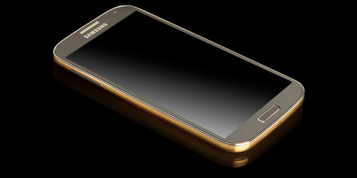 Samsung Galaxy S4 de Lux
