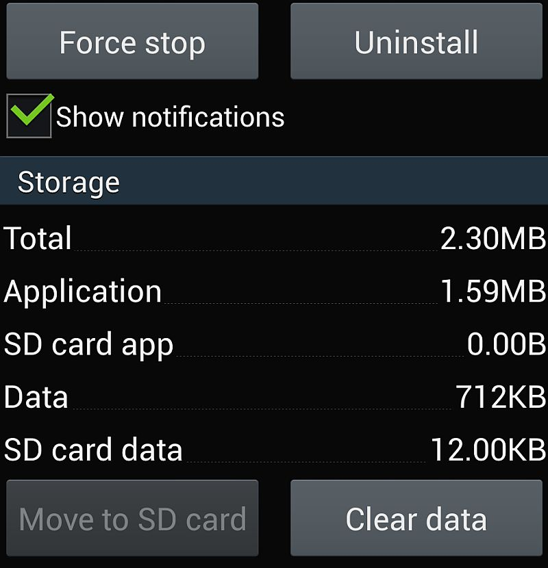 Samsung Galaxy Save Picture to SD Card