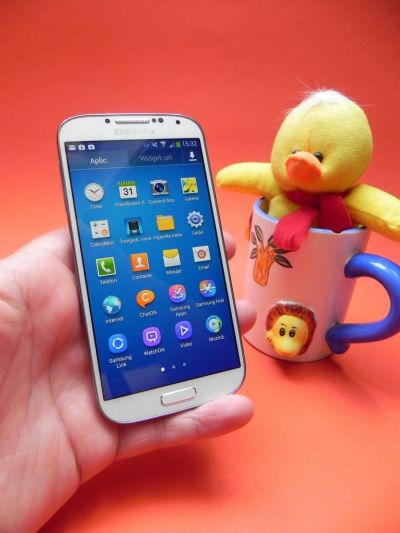 Review Samsung Galaxy S4