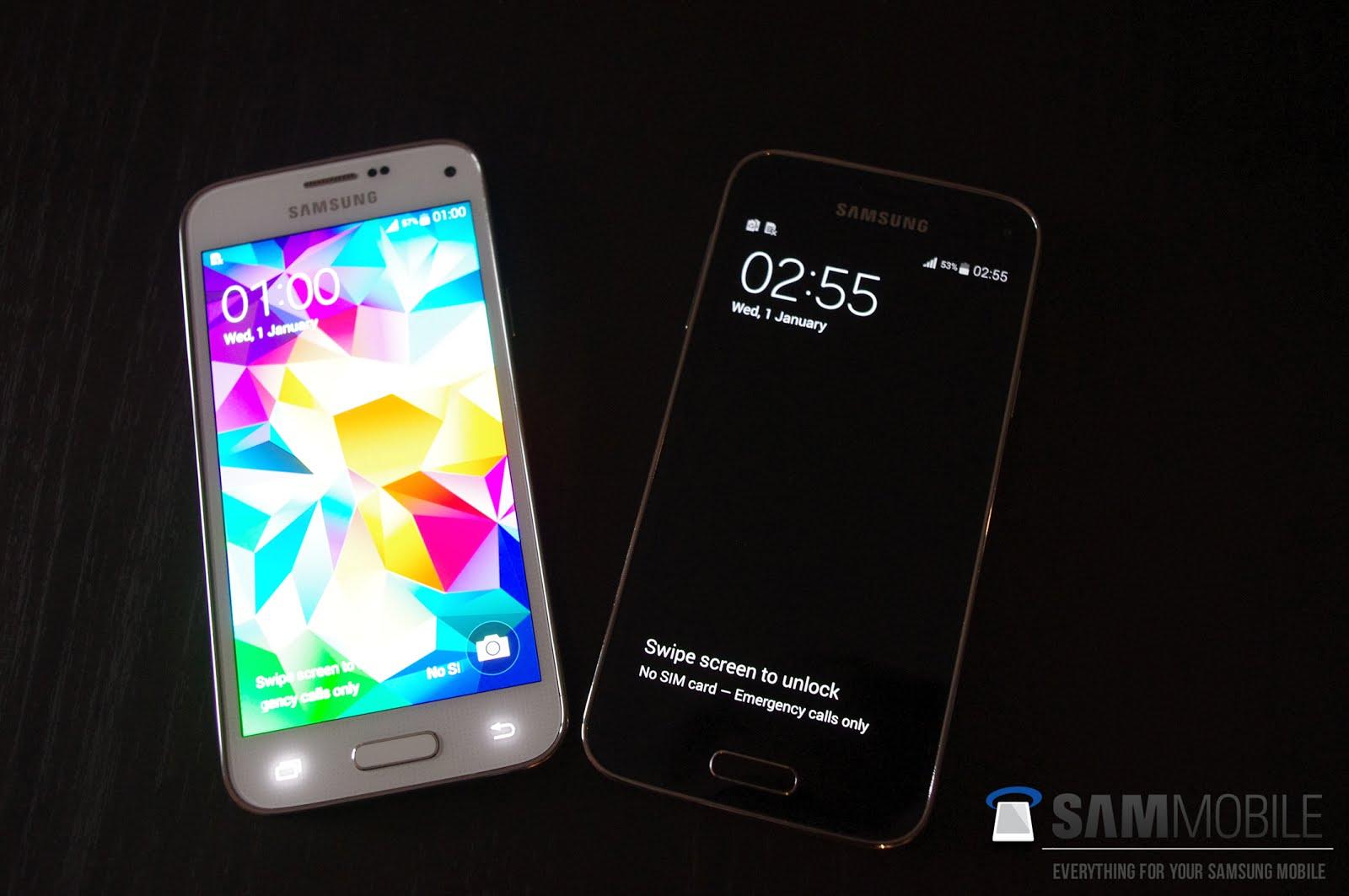 Samsung Galaxy S5 Mini apare Într-o serie completă de fotografii hands-on; avem și rezultate din cadrul unui test benchmark
