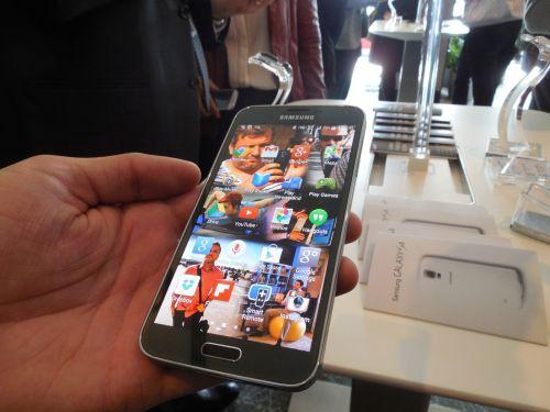 Samsung Galaxy S5 lansat oficial În România