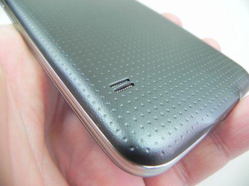 Samsung Galaxy S5 pe partea audio - Difuzorul