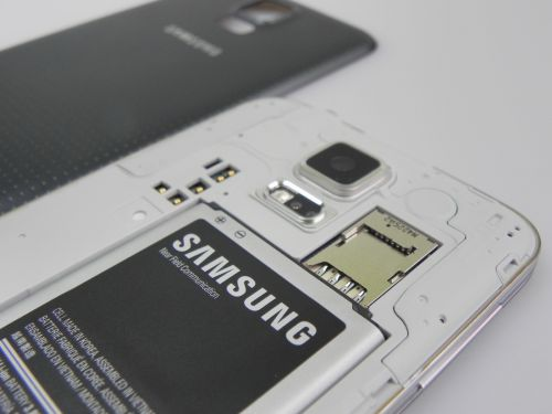 Samsung Galaxy S5 fara capac spate