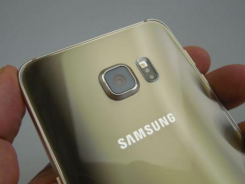 Camera lui Samsung Galaxy S6 Edge+
