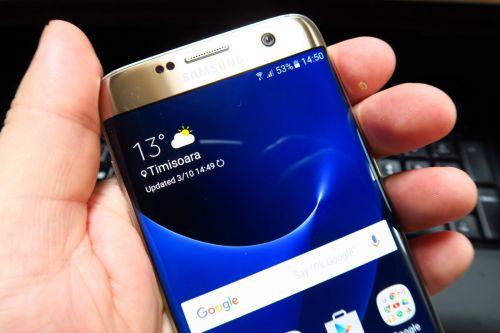 Samsung Galaxy S7 Edge benchmarks