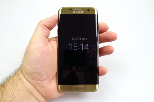Samsung Galaxy S7 Edge - Always on Display