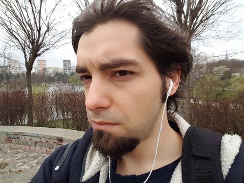 Samsung Galaxy S7 Edge, selfie
