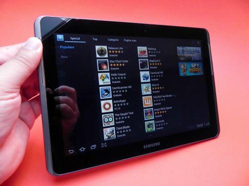 Recenzie Samsung Galaxy Tab 2 10.1