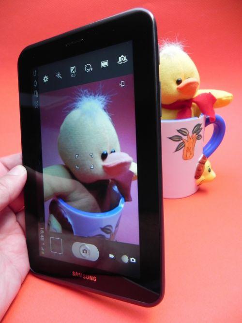 Camera Galaxy Tab 2 7.0