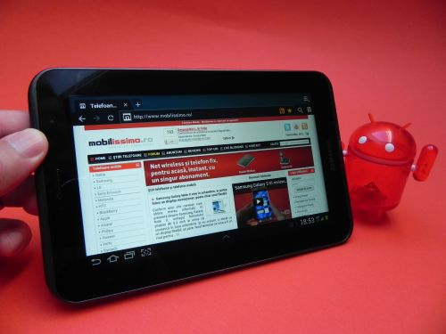 Recenzie video Samsung Galaxy Tab 2 7.0