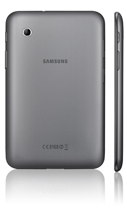 Samsung Galaxy Tab 2 anunțat oficial, rulează Android 4.0, are preț accesibil (250 euro?!)