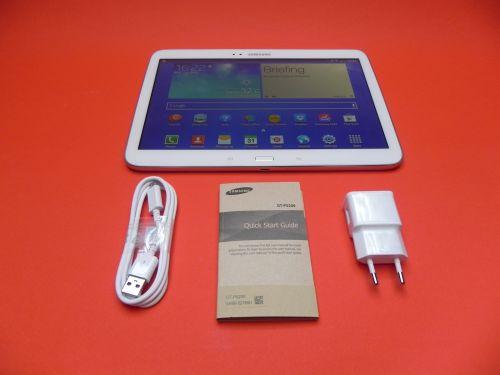Samsung Galaxy Tab 3 10.1 Unboxing