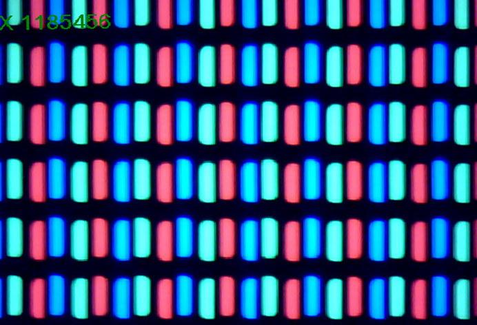 Tip pixeli dispaly Samsung Galaxy Tab 3 Lite 7.0