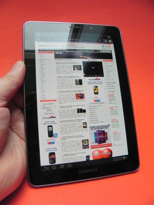 Galaxy Tab 7.7 3G