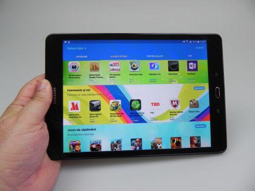 Aplicatii preinstalate pe Samsung Galaxy Tab A 9.7