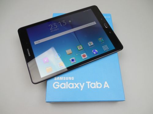 Review Samsung Galaxy Tab A 9.7