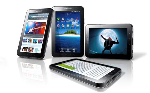 """Romania primeste Samsung Galaxy Tab cu bratele deschise prin Caravana """"Experience Samsung Tour"""""""