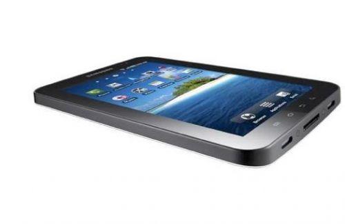 Samsung Galaxy Tab lansat in sfarsit