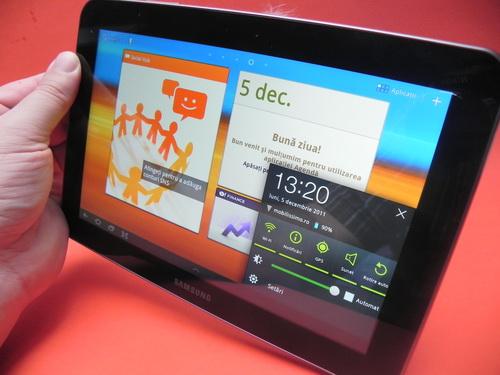 Samsung Galaxy Tab 8.9 conectivitate