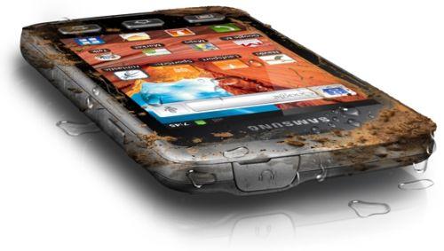 "Prin noroi și prin apă - un nou smartphone ""galactic"" de la Samsung - Galaxy Xcover"
