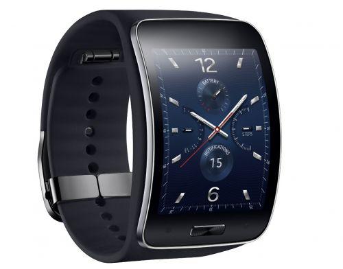 Samsung anunță ceasul inteligent Gear S ce aduce conectivitate 3G și un display Super AMOLED de 2 inch