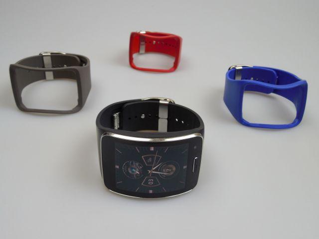 Curele colorate Samsung Gear S