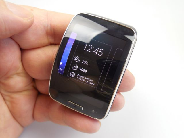 Review Samsung Gear S