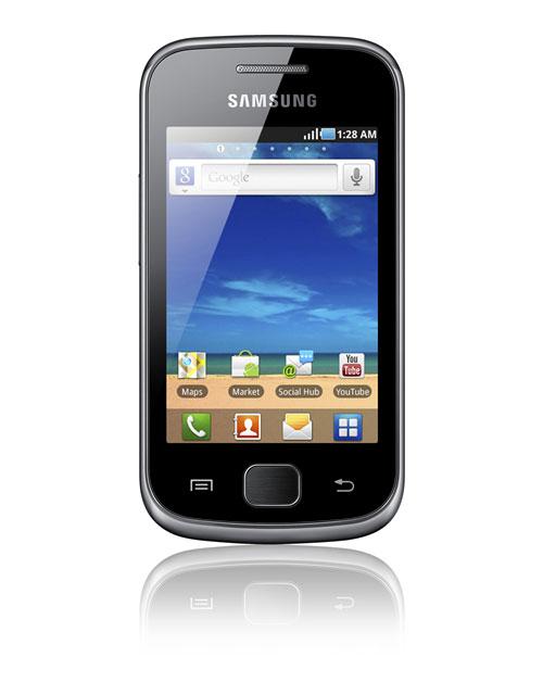 Eleganță și stil: Samsung anunță telefoanele Galaxy Ace, Fit, Gio și Mini