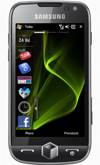 Samsung Omnia 2 se lanseaza in septembrie cu Windows Mobile 6.5