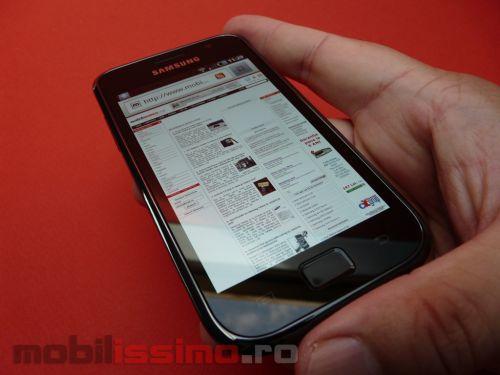 Samsung Galaxy S recenzie