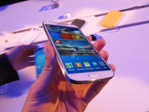 Lansarea lui Samsung Galaxy S4 in Romania
