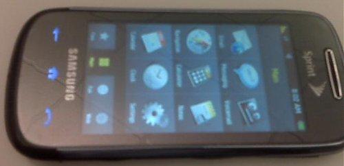 Samsung Instinct Mini (Instinct S30), scapat pe web