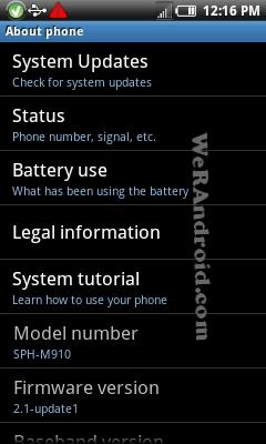 Samsung Moment 2
