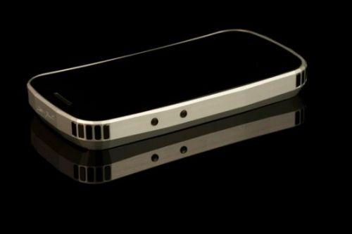 Nexus S de lux, acum prin personalizarea Mobiado: aur curat!