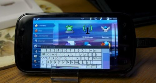 MeeGo și Ubuntu portate pe Samsung Nexus S (Video)