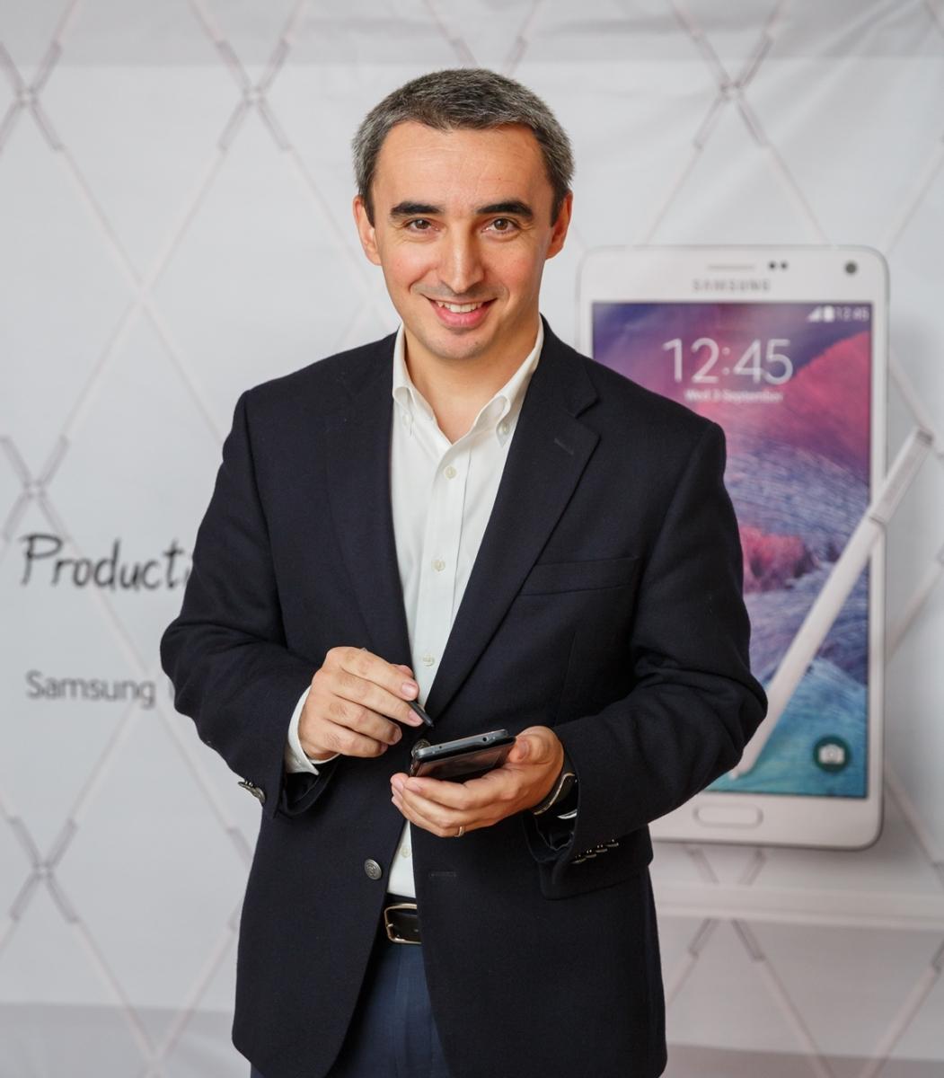 Samsung prezintă 5 metode prin care putem deveni mai eficienți folosind un phablet Galaxy Note 4