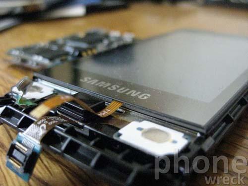 Samsung Omnia disecat