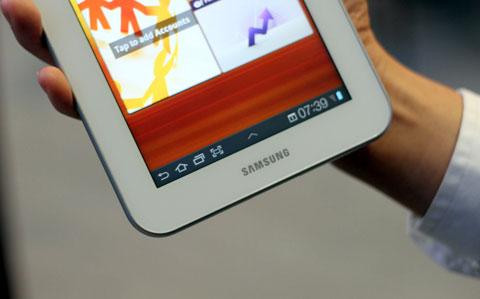 Samsung Galaxy Tab 7.0 alb