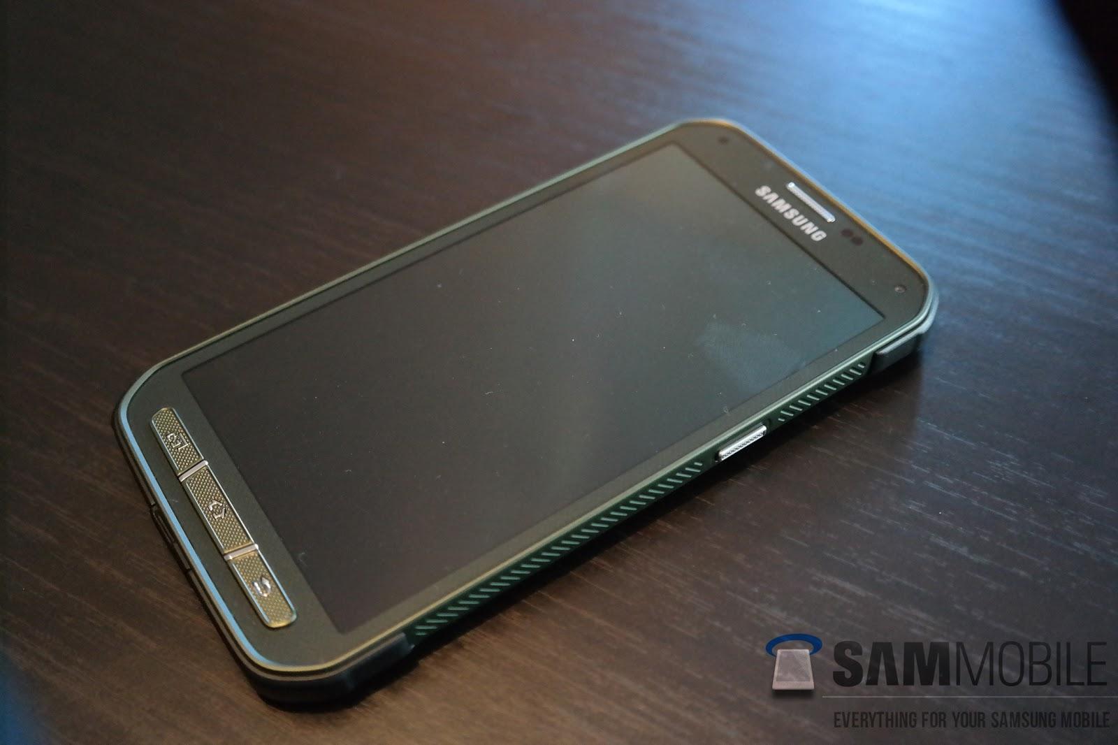 Samsung Galaxy S5 Active primește o versiune europeană; Iata pretul sau!
