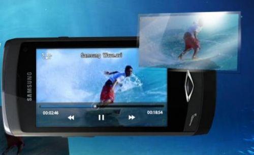 Samsung Wave certificat DivX
