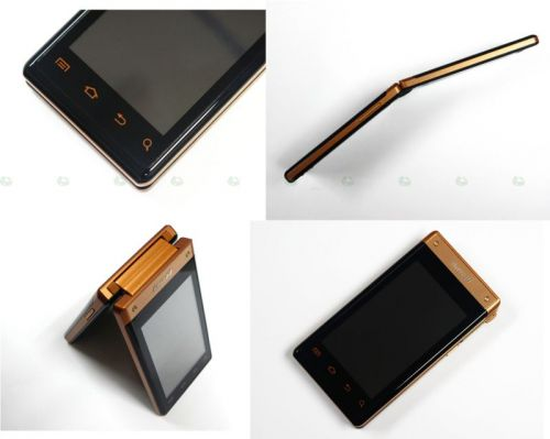 Samsung prezintă telefonul cu clapetă dual display Super AMOLED